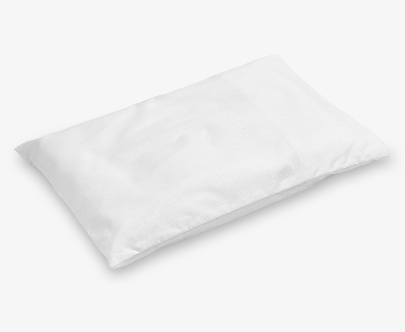 convoluted memory foam pillow